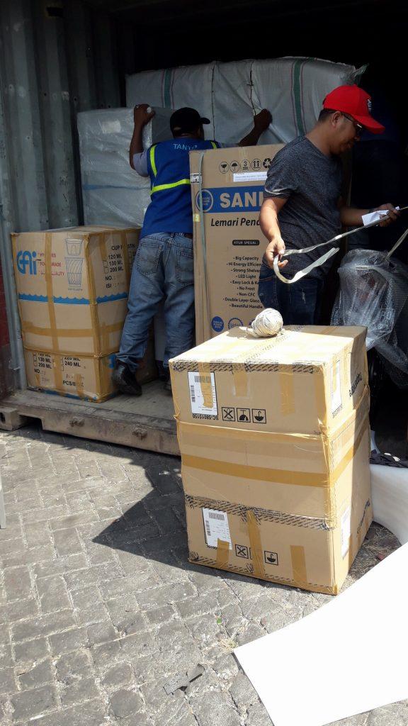 Jasa pengiriman barang Jogja Palangkaraya