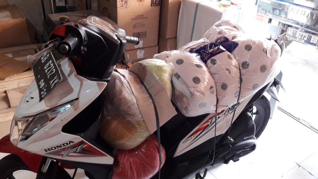 jasa pengiriman barang Jogja Gorontalo